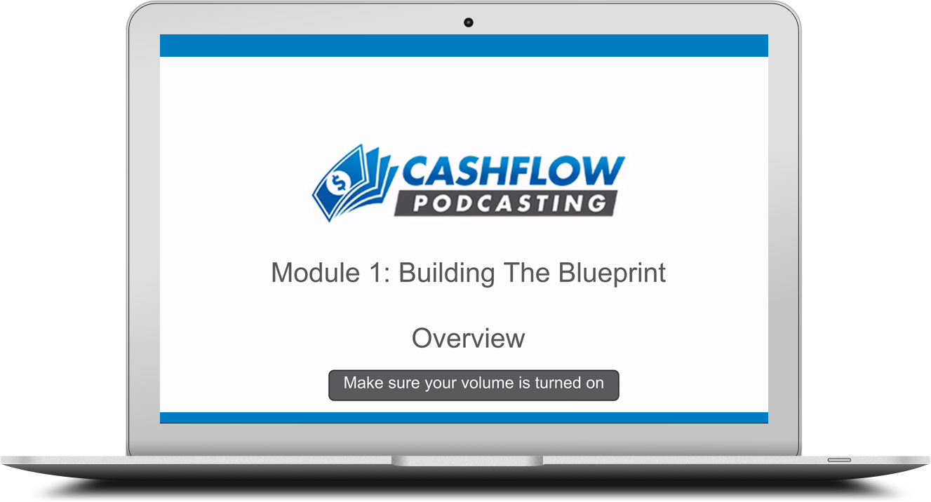 The Cashflow Podcasting Course: Planning a Podcast