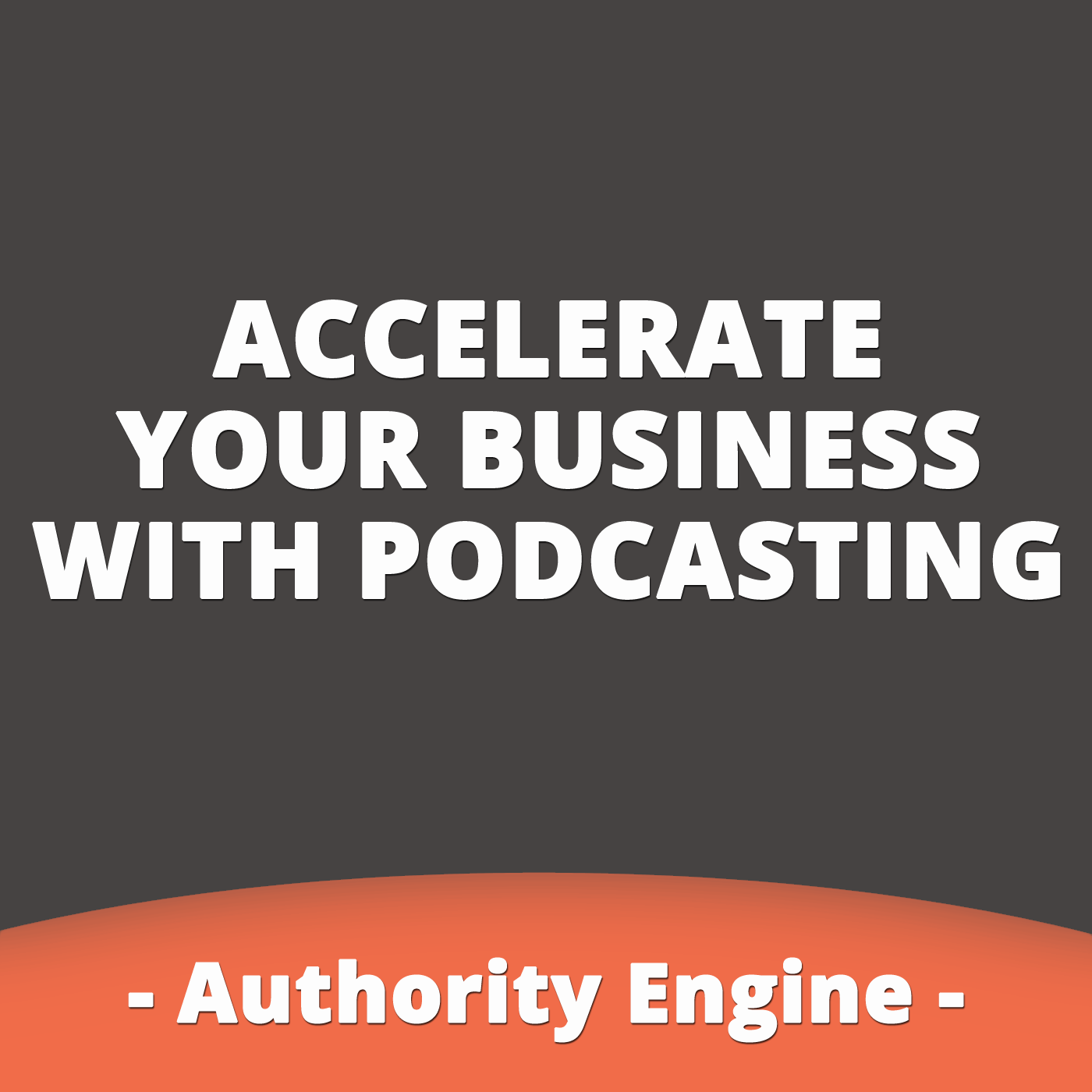 Optimizing Your Listener's Experience In iTunes with Daniel J. Lewis