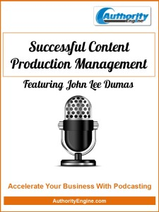 Successful Content Production Management