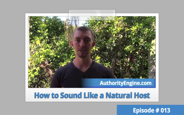 AETV013: How to Sound Like a Natural Host On Air