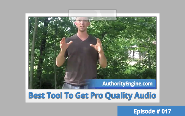 The Best Tool To Get Pro Quality Audio