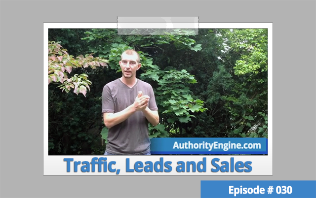 AETV030: How to Generate Traffic, Leads and Sales with Podcasting