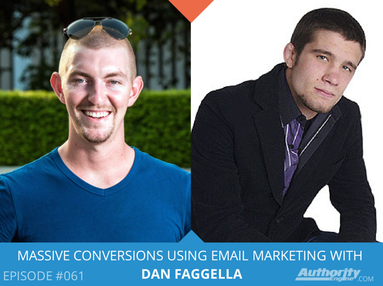 Massive Conversions Using Email Marketing With Dan Faggella