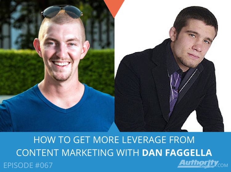 How to Get MORE Leverage From Content Marketing with Dan Faggella