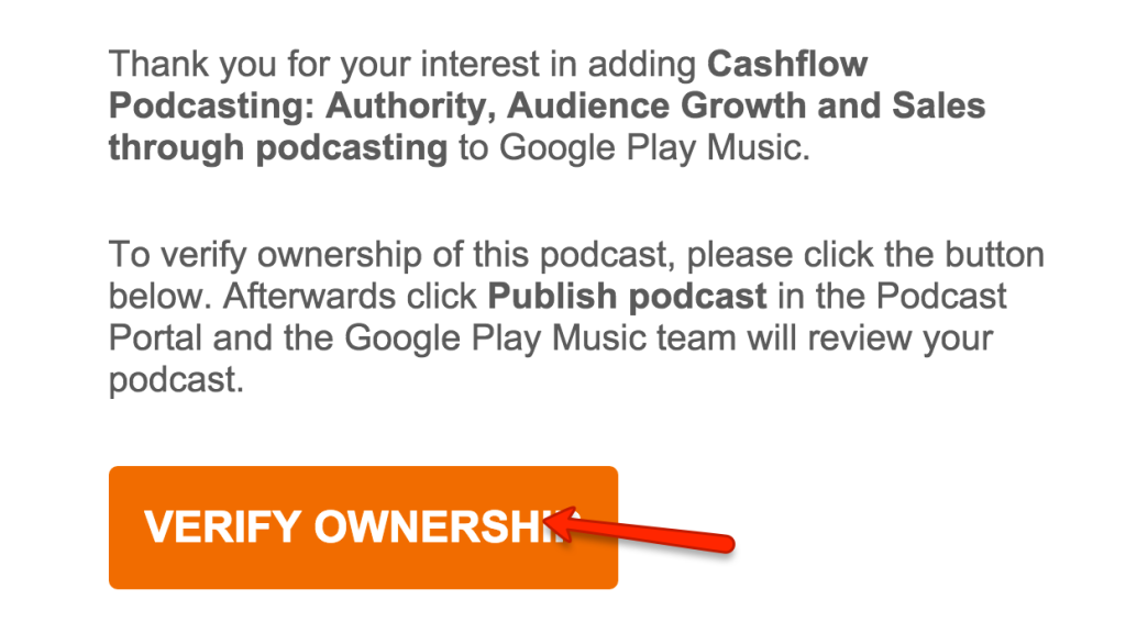 How to Get Your Podcast On Google Play Music
