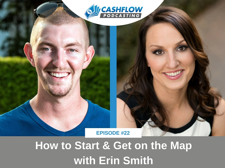 CFP 022: How to Start & Get on the Map with Erin Smith