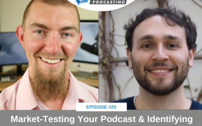 CFP 025: Market-Testing Your Podcast & Identifying Your Audience with Kai Davis