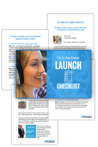 How to Start a Podcast - Podcast Launch Checklist