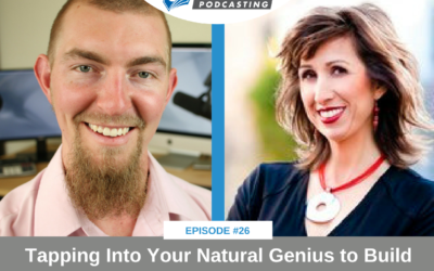 CFP 026: Tapping Into Your Natural Genius to Build Authority with Nancy Marmolejo