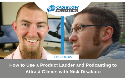 CFP 027: How to Use a Product Ladder and Podcasting to Attract Clients with Nick Disabato