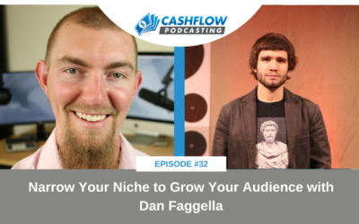 CFP 032: Narrow Your Niche to Grow Your Audience with Dan Faggella