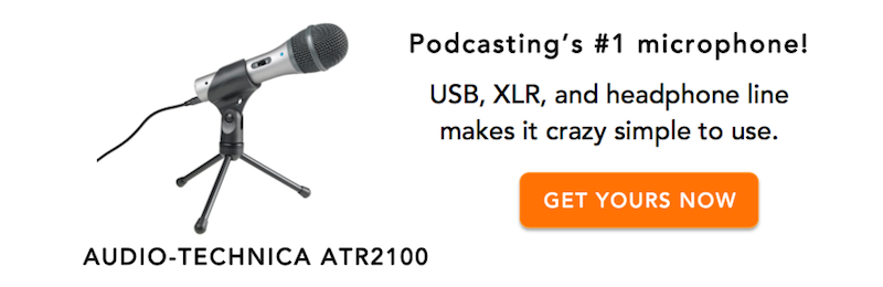 Podcast Equipment: Microphone ATR