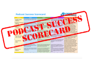 podcast scorecard